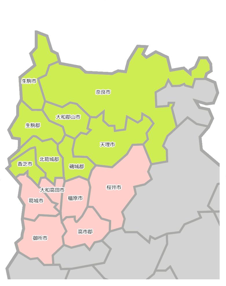 奈良マップ