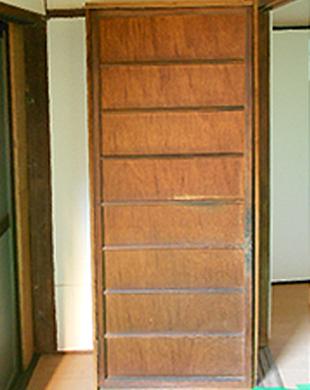 ドア工事イメージ図その1