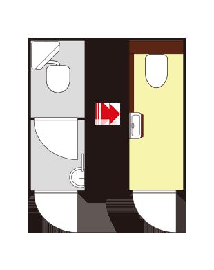 ドア工事イメージ図その8