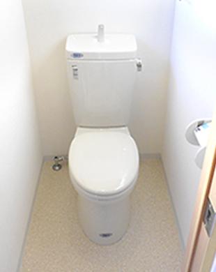 トイレと間取り工事イメージ図その2