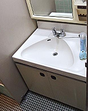 トイレと洗面工事イメージ図その5