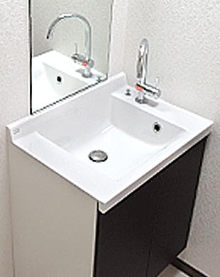 トイレと洗面工事イメージ図その6