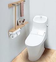 LIXIL製アメージュZAシャワートイレ