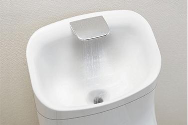 手洗い形状