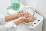 手洗付きでコンパクト