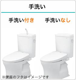 手洗いあり・なし