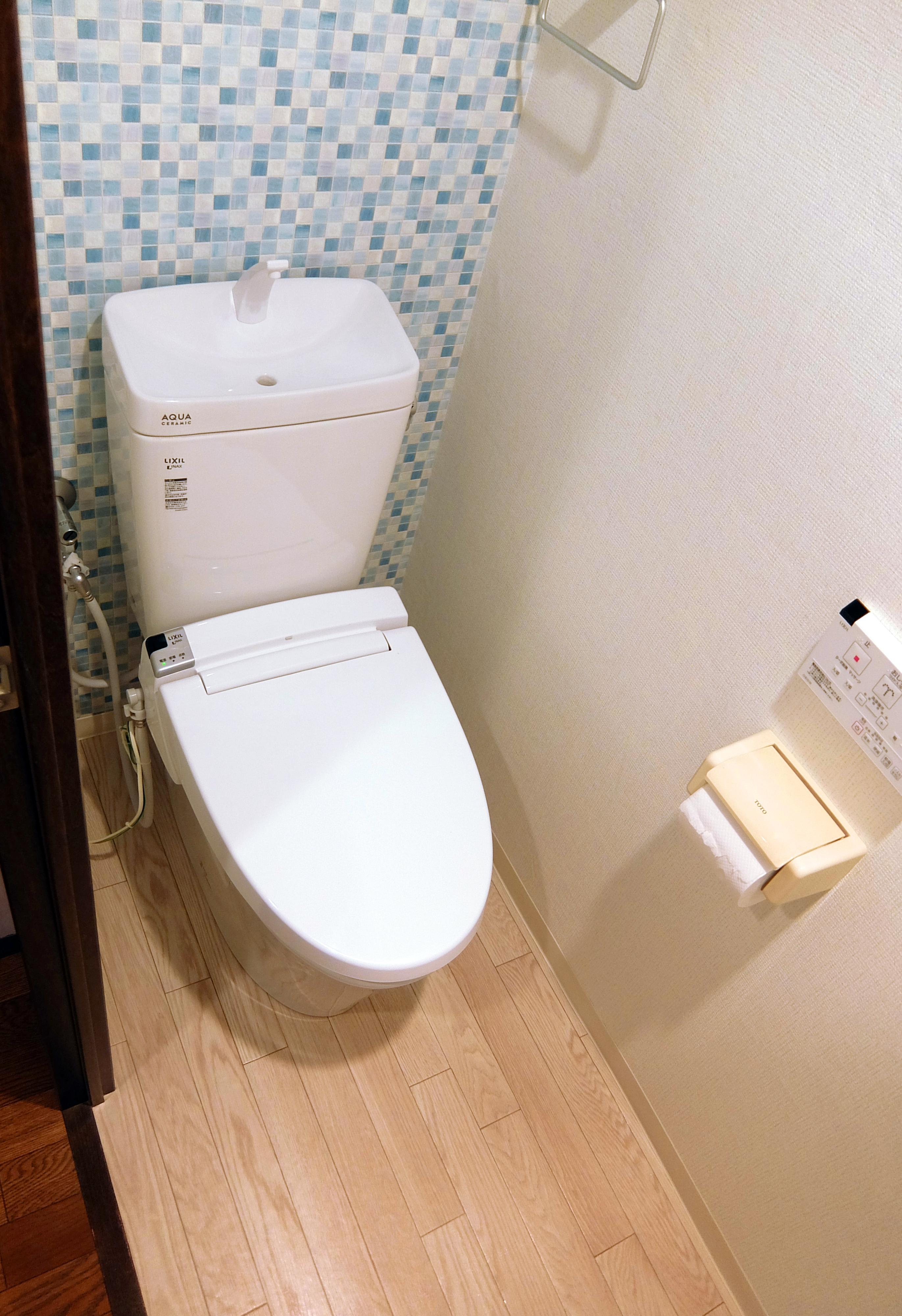オシャレなトイレ内装にするには 壁紙編 トイレリフォーム専門店