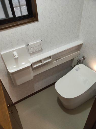 アラウーノ専用手洗いカウンタータイプ1枚目